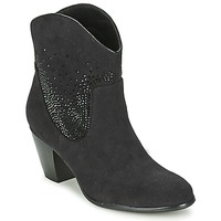 Shoes Women Ankle boots Moony Mood ELSE Black