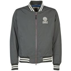 Clothing Men Jackets Franklin & Marshall JKMVA023 Grey