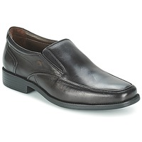 Shoes Men Loafers Fluchos RAPHAEL Black