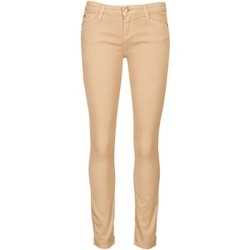 Clothing Women Cropped trousers Acquaverde SCARLETT Cream