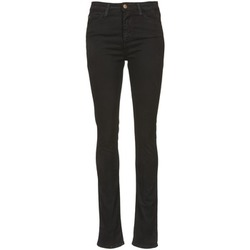 Clothing Women Slim jeans Acquaverde TWIGGY Black