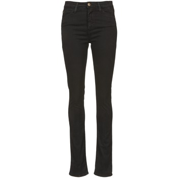 Clothing Women slim jeans Acquaverde TWIGGY Black