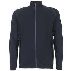 Clothing Men Jackets / Cardigans Jack & Jones STREET CORE Marine