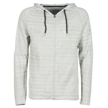 Clothing Men Jackets / Cardigans Jack & Jones TRIAL CORE Grey