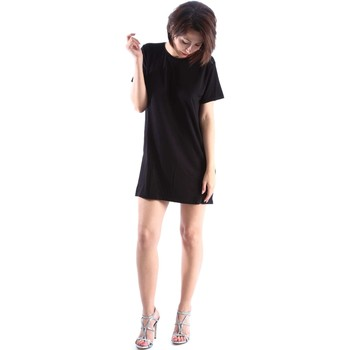 Clothing Women Short Dresses Ttp.it HT2565D Dress Women Black Black
