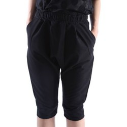 Clothing Women Shorts / Bermudas Ttp.it HT2936D Bermuda Women Black Black