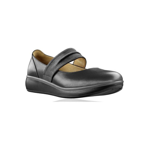 Shoes Women Flat shoes Joya DELIA CAVIAR BLACK
