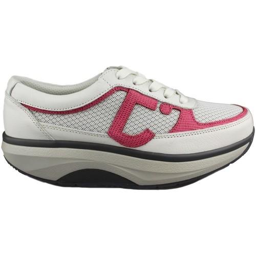 Shoes Women Low top trainers Joya ID W WHITE
