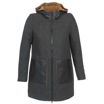 Clothing Women coats Vero Moda EMPIRE Grey