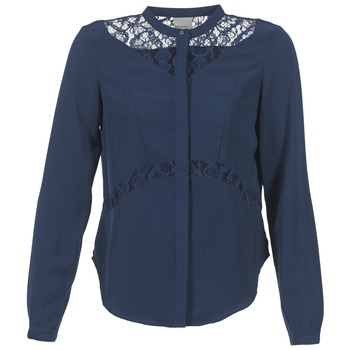 Clothing Women Shirts Vero Moda LAURA Marine
