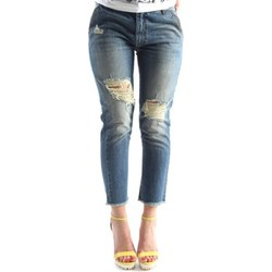 Clothing Women 3/4 & 7/8 jeans Denny Rose 63DR12012 Jeans Women Blu