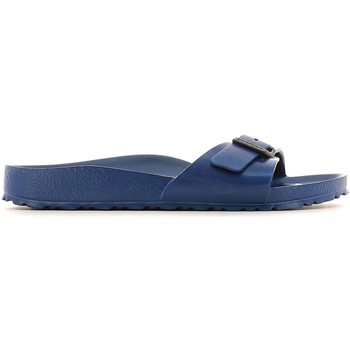 Shoes Men Mules Birkenstock 128173 Sandals Man Navy