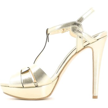 Shoes Women Sandals Grace Shoes 7830 High heeled sandals Women Platino Platino