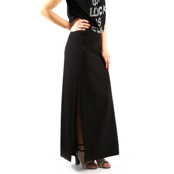 Clothing Women Skirts Animagemella 16PE095 Skirt Women Black Black