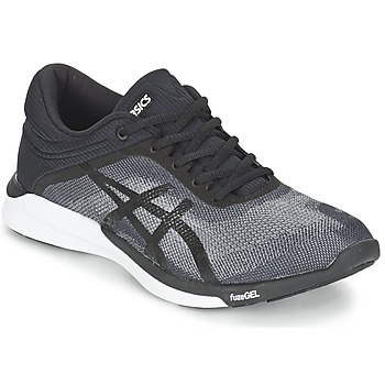 Shoes Women Running shoes Asics fuzeX 2 W Black