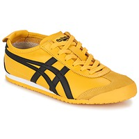 Shoes Low top trainers Onitsuka Tiger MEXICO 66 Black / White