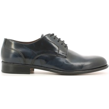 Shoes Men Derby Shoes Rogers 864-15 Elegant shoes Man Blue Blue