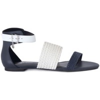 Shoes Women Sandals Armani  Jeans GIORGIO ARMANI  SANDALO  BLUE    120,0