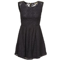 Clothing Women Short Dresses Yumi KIMI Black