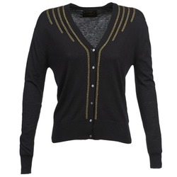 Clothing Women Jackets / Cardigans Chipie BERENICE Black
