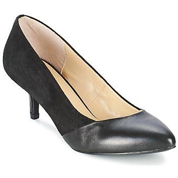 Shoes Women Heels Lotus MOTO  BLACK