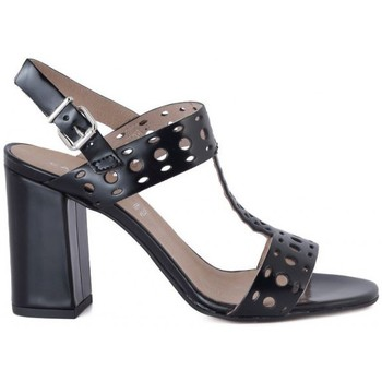 Shoes Women Sandals Carmens Padova ABRASIVO Nero