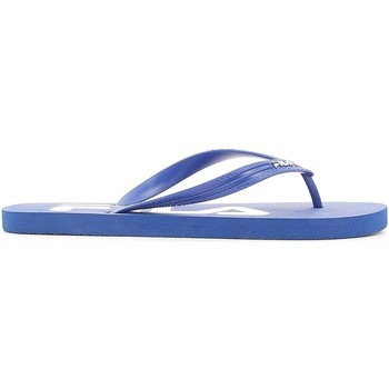 Shoes Men Flip flops Fila 4010072 Flip flops Man Blue Blue
