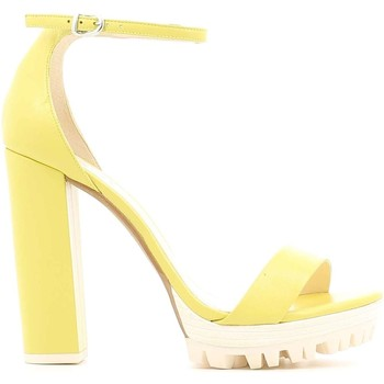 Shoes Women Sandals Grace Shoes 3-51091 High heeled sandals Women Yellow Yellow