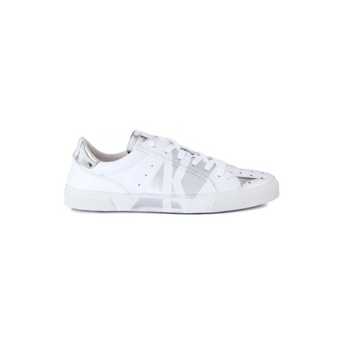 Shoes Men Low top trainers Bikkembergs RUBBER 670 Bianco