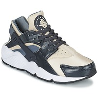 Shoes Women Low top trainers Nike AIR HUARACHE RUN W Grey / BEIGE