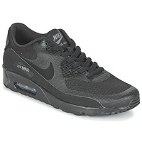 Shoes Men Low top trainers Nike AIR MAX 90 ULTRA 2.0 ESSENTIAL Black
