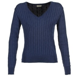 Clothing Women jumpers Casual Attitude FARIO Marine