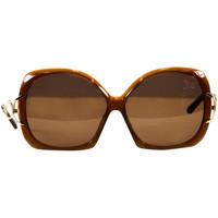 Watches Women Sunglasses Mauboussin Thirty Caramel Sunglasses BROWN