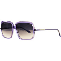 Watches Women Sunglasses Mauboussin Twenty Seven Plum Sunglasses VIOLET