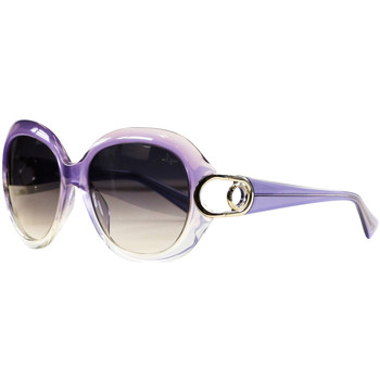 Watches Women Sunglasses Mauboussin Twenty Two Plum Sunglasses VIOLET