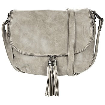 Bags Women Shoulder bags Nanucci GURUBI Grey