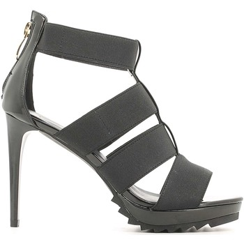 Shoes Women Sandals Laura Biagiotti 932 High heeled sandals Women Black Black