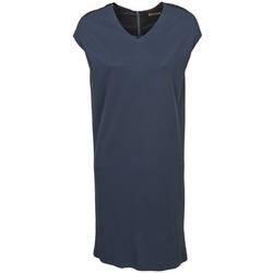 Clothing Women Short Dresses Lola RUPTURE TYPHON Anthracite