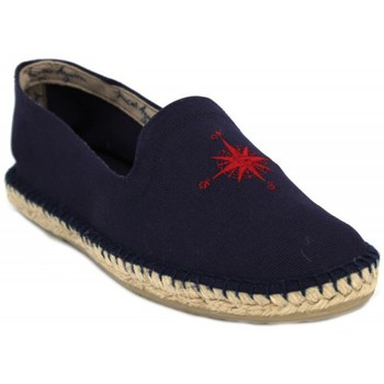 Shoes Men Espadrilles Juncal Aguirre 1376 blue