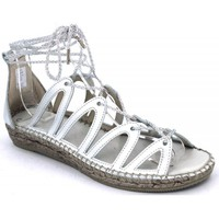 Shoes Women Sandals Juncal Aguirre 1927 Silver
