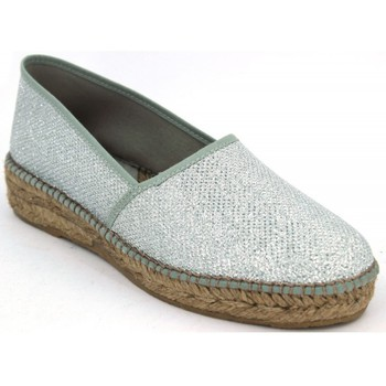Shoes Women Espadrilles Aedo 1866 B Silver