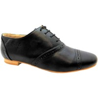 Shoes Women Brogues Ruby Rocks Monty Black