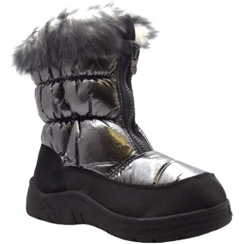 Shoes Boy Snow boots Mirak Glacier Silver