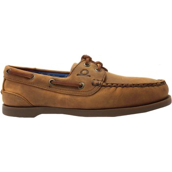Shoes Women Boat shoes Chatham Deck Lady G2 Walnut