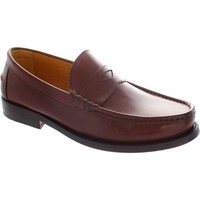 Shoes Men Loafers Joseph Cheaney 1788 Chan Genoa Brown