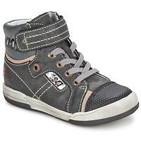 Shoes Boy Hi top trainers GBB HERMINIG Grey