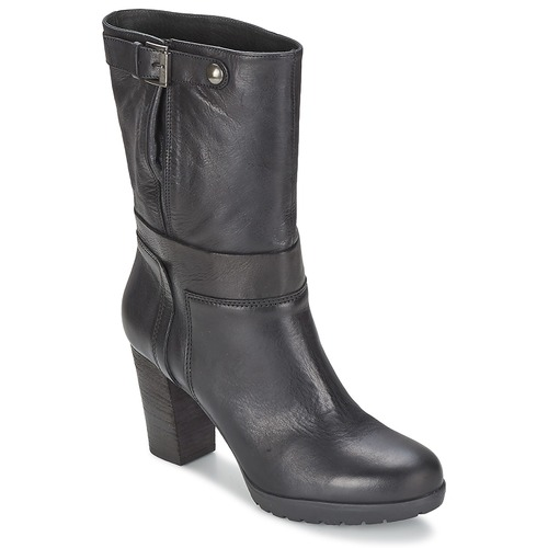 Shoes Women Ankle boots Janet Sport RELVUNE Black