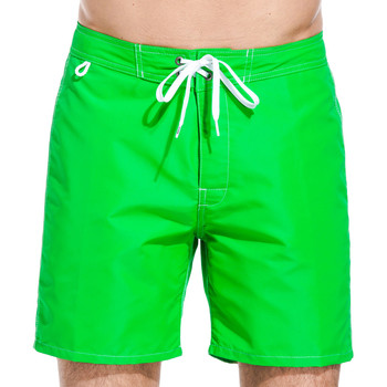 Sundek 503 Fluorescent Green Man..