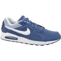 Shoes Men Low top trainers Nike Air Max Ivo Grey-Silver-White