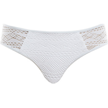 Clothing Women Bikini Separates Freya Sundan White panties Swimsuit WHITE